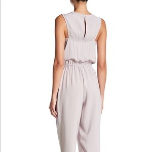 NWT DR2 Lilac Sleeveless Jumpsuit